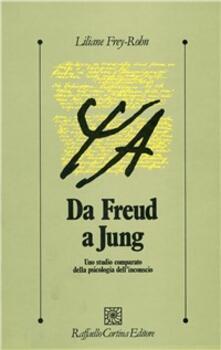 Antondemarirreguera.es Da Freud a Jung. Uno studio comparato della psicologia dell'inconscio Image