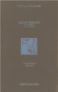 Opere. 1913-1919. Vol. 2