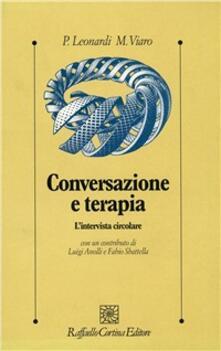 Capturtokyoedition.it Conversazione e terapia Image