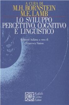 Warholgenova.it Lo sviluppo percettivo, cognitivo e linguistico Image