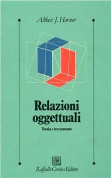 Steamcon.it Relazioni oggettuali. Teoria e trattamento Image