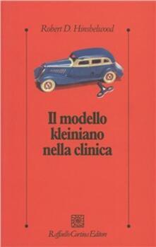 Ristorantezintonio.it Il modello kleiniano nella clinica Image