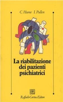 Capturtokyoedition.it La riabilitazione dei pazienti psichiatrici Image