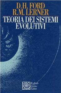 Teoria dei sistemi evolutivi