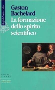 Ristorantezintonio.it La formazione dello spirito scientifico Image