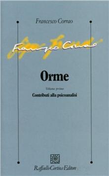 Daddyswing.es Orme. Vol. 1: Contributi alla psicoanalisi. Image