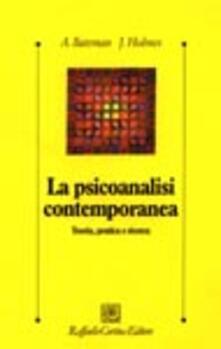 La psicoanalisi contemporanea. Teoria, pratica e ricerca.pdf