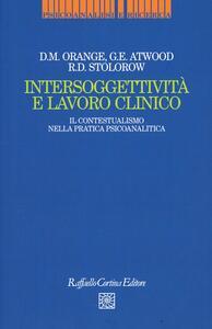 Intersoggettività e lavoro clinico. Il contestualismo nella pratica psicoanalitica