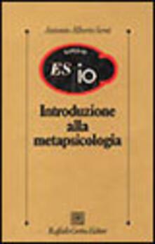 Fondazionesergioperlamusica.it Introduzione alla metapsicologia Image