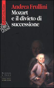 Voluntariadobaleares2014.es Mozart e il divieto di successione Image