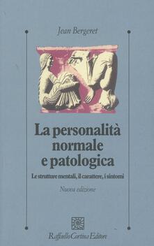 Antondemarirreguera.es La personalità normale e patologica. Le strutture mentali, il carattere, i sintomi Image