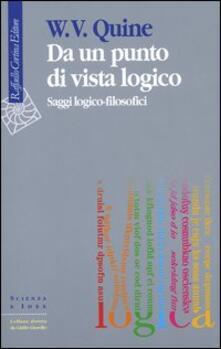 Da un punto di vista logico. Saggi logico-filosofici.pdf