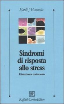 3tsportingclub.it Sindromi di risposta allo stress. Valutazione e trattamento Image