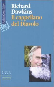 IL cappellano del diavolo - Richard Dawkins - copertina