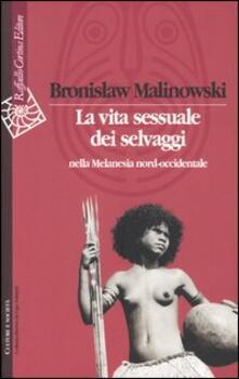 Listadelpopolo.it La vita sessuale dei selvaggi nella Melanesia nord-occidentale Image