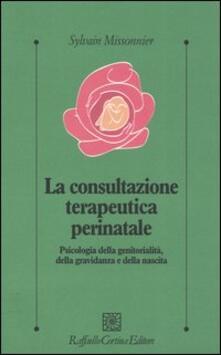 Aboutschuster.de La consultazione terapeutica perinatale. Psicologia della genitorialità, della gravidanza e della nascita Image