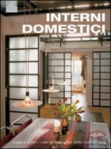 Associazionelabirinto.it Interni domestici. Ediz. illustrata Image