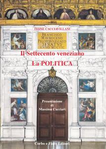 Il Settecento veneziano. La poetica