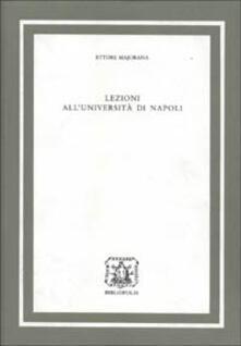 Camfeed.it Lezioni all'Università di Napoli Image