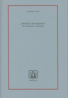 Camfeed.it Ernesto De Martino. Fra religione e filosofia Image