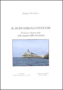 Listadelpopolo.it Il Mediterraneo dei lumi. Corsica e democrazia nella stagione delle rivoluzioni Image