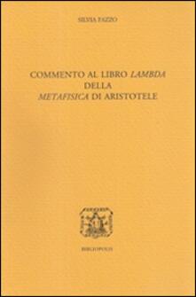 Steamcon.it Commento al libro Lambda della Metafisica di Aristotele Image