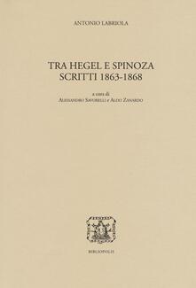 Tra Hegel e Spinoza. Scritti 1863-1868.pdf