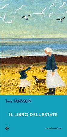 Il libro dell'estate - Tove Jansson - copertina