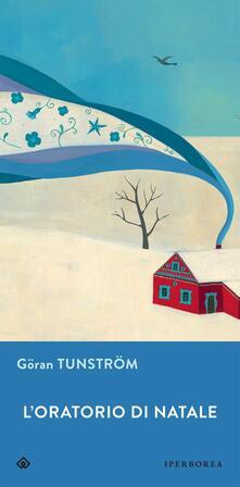 L' oratorio di Natale - Göran Tunström - copertina
