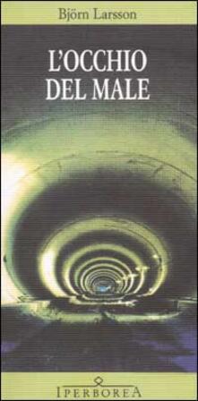 L' occhio del male - Björn Larsson - copertina