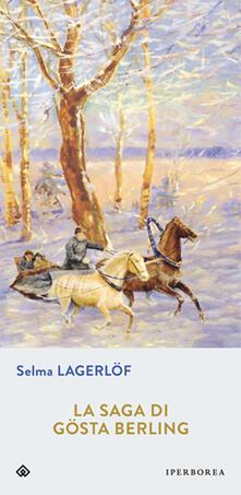 La saga di Gösta Berling - Selma Lagerlöf - copertina