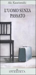 L' uomo senza passato - Aki Kaurismäki - copertina