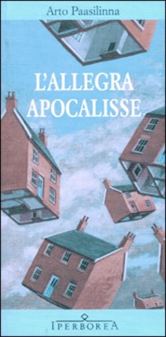 L' allegra apocalisse - Arto Paasilinna - copertina