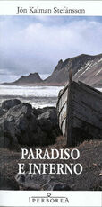 Libro Paradiso e inferno Jón Kalman Stefánsson