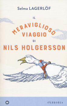 Il meraviglioso viaggio di Nils Holgersson - Selma Lagerlöf - copertina
