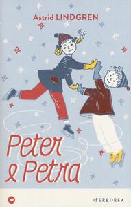 Peter e Petra - Astrid Lindgren - copertina