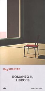 Libro Romanzo 11, libro 18 Dag Solstad