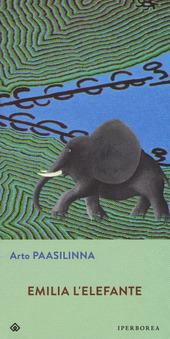 Copertina  Emilia l'elefante