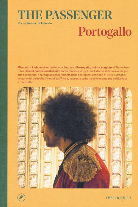 Portogallo. The passenger. Per esploratori del mondo - copertina