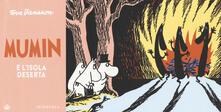 Mumin e l'isola deserta - Tove Jansson - copertina