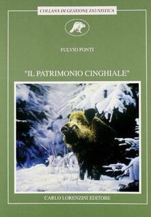 Camfeed.it Il patrimonio cinghiale Image