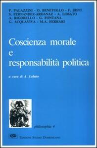 Coscienza morale e responsabilità politica