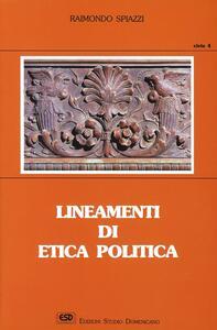 Lineamenti di etica politica