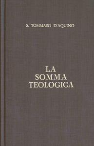 La somma teologica. Testo latino e italiano. Vol. 13: La legge evangelica. La grazia.
