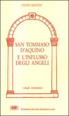 Squillogame.it San Tommaso d'Aquino e l'influsso degli angeli. La Sacra Scrittura, la tradizione, la teologia tomista Image