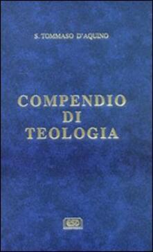 Rallydeicolliscaligeri.it Compendio di teologia Image