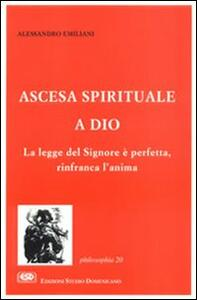 Ascesa spirituale a Dio