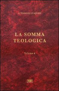 La somma teologica. Vol. 6: Supplemento. Questioni 1-99 e indice analitico.