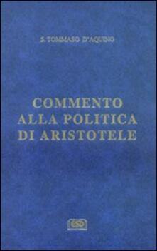 Museomemoriaeaccoglienza.it Commento alla «Politica» di Aristotele Image