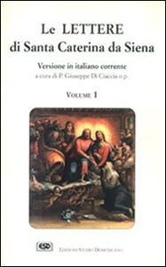 Le Lettere. Vol. 1